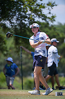 Leona Maguire (IRL) watches her tee shot on 5 during round 1 of the 2019 US Women's Open, Charleston Country Club, Charleston, South Carolina,  USA. 5/30/2019.<br /> Picture: Golffile | Ken Murray<br /> <br /> All photo usage must carry mandatory copyright credit (© Golffile | Ken Murray)