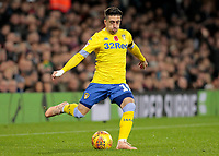 Leeds United's Pablo Hernandez in action<br /> <br /> Photographer David Shipman/CameraSport<br /> <br /> The EFL Sky Bet Championship - West Bromwich Albion v Leeds United - Saturday 10th November 2018 - The Hawthorns - West Bromwich<br /> <br /> World Copyright © 2018 CameraSport. All rights reserved. 43 Linden Ave. Countesthorpe. Leicester. England. LE8 5PG - Tel: +44 (0) 116 277 4147 - admin@camerasport.com - www.camerasport.com