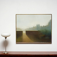 """Artist: Preston<br /> In House Rentals: Contemporary<br /> Reference #<br /> 1321_143dp<br /> Title<br /> Preston: Edge of Silence<br /> Dims.<br /> 33"""" x 41.25"""" <br /> Medium<br /> Digital Print <br /> Price<br /> Available upon request"""