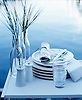 Breakfast by the Sea, tablesetting.