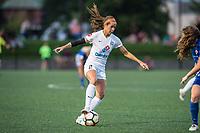 Boston, MA - Friday August 04, 2017: Shea Groom during a regular season National Women's Soccer League (NWSL) match between the Boston Breakers and FC Kansas City at Jordan Field.
