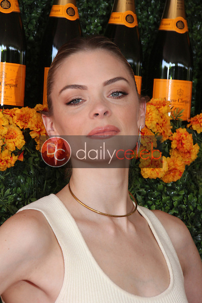 Jaime King<br /> at the Sixth-Annual Veuve Clicquot Polo Classic, Will Rogers State Historic Park, Pacific Palisades, CA 10-17-15<br /> David Edwards/Dailyceleb.com 818-249-4998