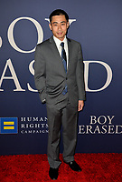 LOS ANGELES, CA. October 29, 2018: William Ngo at the Los Angeles premiere for &quot;Boy Erased&quot; at the Directors Guild of America.<br /> Picture: Paul Smith/Featureflash