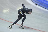 SCHAATSEN: HEERENVEEN: 16-06-2014, IJsstadion Thialf, Zomerijs training, Hein Otterspeer, ©foto Martin de Jong