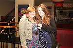 Abbey Skilton and Rachel Donovan in The Star and Crescent...Picture Jenny Matthews/Newsfile.ie