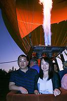 20180113 13 January Hot Air Balloon Cairns