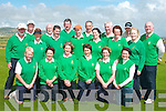 Tralee Golf Team who took Part in West Munster Competition at Ballybunion club  on Wednesday evening.  Pictured front l-r ..   Copyright Kerry's Eye 2008