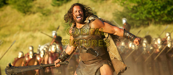 Dwayne &quot;The Rock&quot; Johnson<br /> in Hercules (2014) <br /> *Filmstill - Editorial Use Only*<br /> CAP/NFS<br /> Image supplied by Capital Pictures
