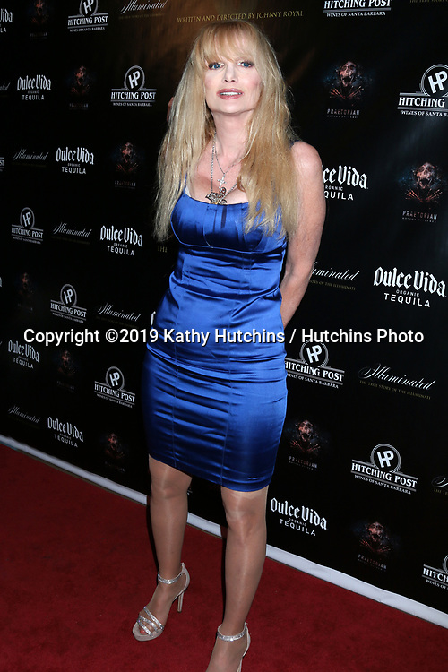 "LOS ANGELES - JUL 30:  Laurene Landon at the ""Illuminated:  The True Story of the Illuminati""  at the The Venue on July 30, 2019 in Los Angeles, CA"