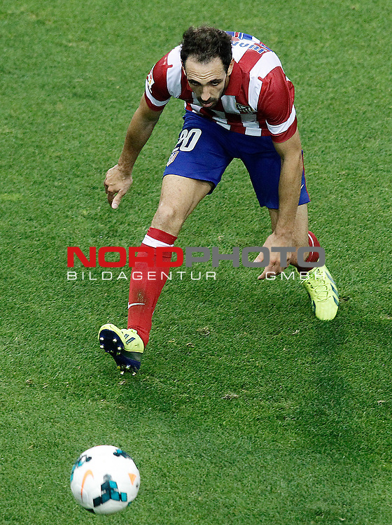 Atletico de Madrid's Juanfran Torres during La Liga match.September 24,2013. Foto © nph / Acero)