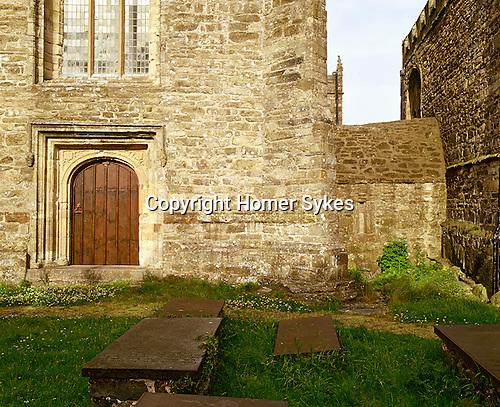 St  Saint Beunos Beuno Chapel, Clynnog Fawr, Gwynedd, Wales. Uk. Celtic Britain published by Orion.