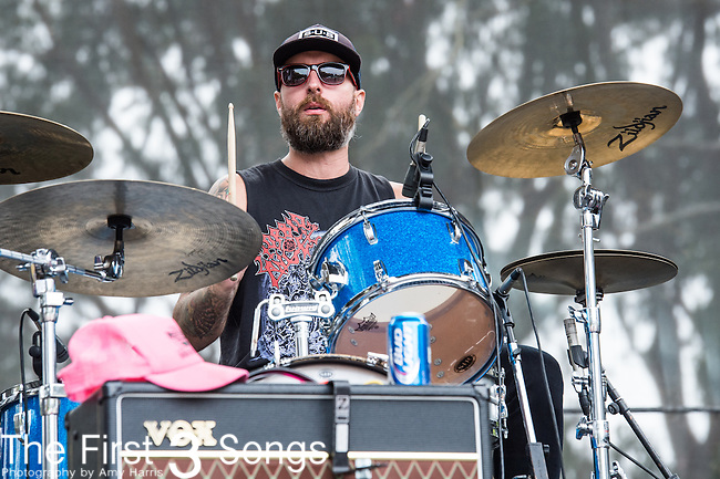 Phosphorescent performs at the Outside Lands Music & Art Festival at Golden Gate Park in San Francisco, California.