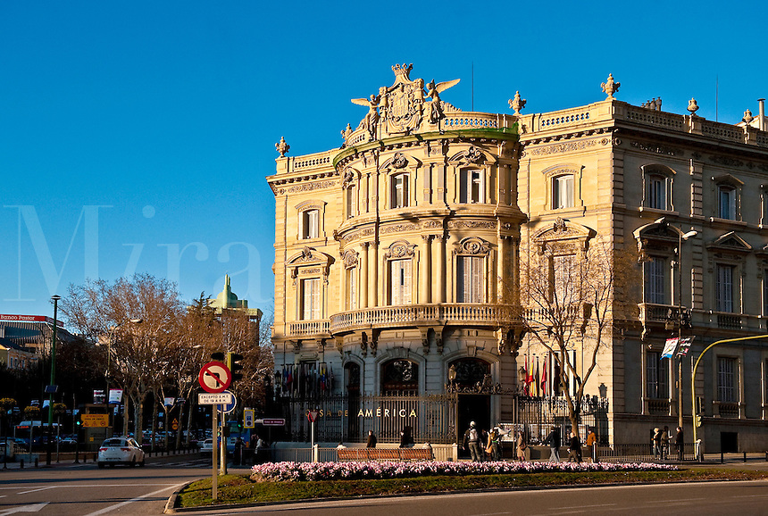 Casa de América is a museum and cultural centre dedicated to promoting Latin American arts and history. Set in Madrid's beautiful 18th-century Palacio de Linares
