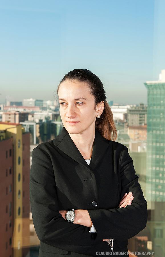 Barbara Frei; ABB; ABB Italia; Milano; CEO ABB Meditarranean