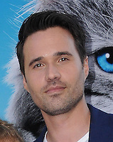 """01 August 2016 - Hollywood, California. Brett Dalton. World premiere of """"Nine Lives"""" held at the TCL Chinese Theatre. Photo Credit: Birdie Thompson/AdMedia"""
