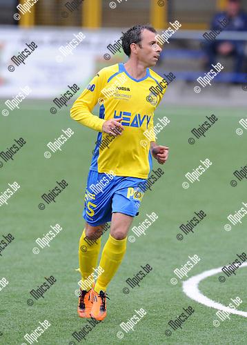 2012-07-19 / Voetbal / seizoen 2012-2013 / SC Merksem / William Verbeeck..Foto: Mpics.be