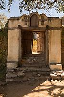 Medhane Alem Kesho rock hewn church