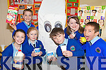 HEALTHY KIDS: Pupils from Knocknagree National School who took part in a Healthy Breakfast Week at the school..Front L/r.Cait O'Mahony, Sara Jane Guiney, Daniel O'Mahony, Christopher Flello..Back L/r. Tommy O'Connor and Louise Cronin.MUSIC MAKERS: Hitting the high notes during a recording of a CD which will raise funds for a new cancer Care Facility in Tralee..L/r. Miriam Moriarty Owens and Lilieve McCarthy.   Copyright Kerry's Eye 2008