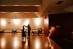 The Sun City Ballroom Dance Club's weekly dance in Bell's Social Hall December 1, 2013.