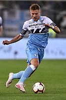 Ciro Immobile of Lazio <br /> Roma 17-4-2019 Stadio Olimpico Football Serie A 2018/2019 SS Lazio - Udinese <br /> Foto Andrea Staccioli / Insidefoto