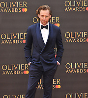 Tom Hiddleston at the Olivier Awards 2019, Royal Albert Hall, Kensington Gore, London, England, UK, on Sunday 07th April 2019.<br /> CAP/CAN<br /> ©CAN/Capital Pictures