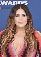 LAS VEGAS, CA - APRIL 07: Hillary Scott of Lady Antebellum attends the 54th Academy Of Country Music Awards at MGM Grand Hotel &amp; Casino on April 07, 2019 in Las Vegas, Nevada.<br /> CAP/ROT/TM<br /> &copy;TM/ROT/Capital Pictures