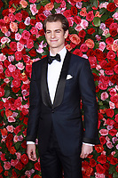 NEW YORK, NY - JUNE 10: Andrew Garfield at the 72nd Annual Tony Awards at Radio City Music Hall in New York City on June 10, 2018. <br /> CAP/MPI99<br /> &copy;MPI99/Capital Pictures