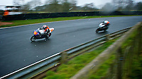 Action from the EMRA Buildbase Trophy meeting at Mallory Park 10th March 2013