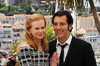 "Nicole Kidman Clive Owen - "" Hemingway & Gellhorn "" photocall at the 65th Cannes Film Festival at the Palais des Festivals..France - Cannes, May 25th, 2012."