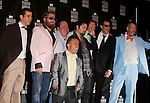 LOS ANGELES, CA. - September 12: Steve-O, Ryan Dunn, Wee Man, Bam Margera, Johnny Knoxville and Ehren McGehey pose in the press room at the 2010 MTV Video Music Awards held at Nokia Theatre L.A. Live on September 12, 2010 in Los Angeles, California.