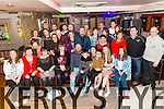 Sinead O Carroll from The Forge Cross Tralee, celebrates her 21st Birthday with family and friends at the Abbey Inn on Saturday