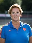 AMSTELVEEN ; NEDERLANDS team voor EK 2017. teamarts Conny van Bentum.  COPYRIGHT KOEN SUYK