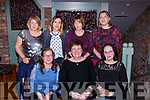 Leading Labels staff enjoying their Christmas party in Kaynes restaurant Killarney on Saturday night front row l-r: Helen Mulrooney, Karen Crossley and Magda Mentelska. Back row: denise Buckley, Monika Stopa Valarie Foley and Dannte Maciol