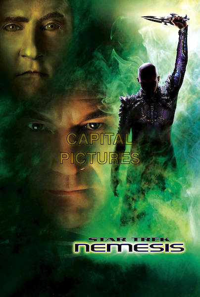 POSTER ART.Star Trek Nemesis.Filmstill - Editorial Use Only.Ref: FB.www.capitalpictures.com.sales@capitalpictures.com.©Capital Pictures