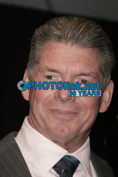 VINCE MCMAHON 2006<br /> Photo By John Barrett-PHOTOlink.net