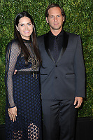 www.acepixs.com<br /> April 24, 2017  New York City<br /> <br /> Jessica Ciencin Henriquez and Josh Lucas attending the 12th Annual Tribeca Film Festival Artists Dinner hosted by Chanel on April 24, 2017 in New York City.<br /> <br /> Credit: Kristin Callahan/ACE Pictures<br /> <br /> <br /> Tel: 646 769 0430<br /> Email: info@acepixs.com