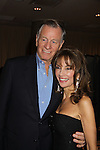 All My Children Susan Lucci is surprise guest and poses with her husband Helmut Huber at ABC Daytime Salutes Broadway Cares/Equity Fights Aids - The Grand Finale Celebration on March 13, 2011 with a musical show at Town Hall, New York City, New York followed by an after party at the New York Marriott Marquis. (Photo by Sue Coflin/Max Photos)