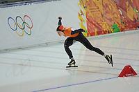 OLYMPICS: SOCHI: Adler Arena, 16-02-2014, Ladies' 1500m, Ireen Wüst (NED), ©photo Martin de Jong