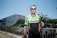 Bauke Mollema (NLD/Belkin)<br /> <br /> 2014 Tour de France<br /> stage 12: Bourg-en-Bresse - Saint-Eti&egrave;nne (185km)