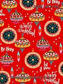 Isabella, GIFT WRAPS, GESCHENKPAPIER, PAPEL DE REGALO, Christmas Santa, Snowman, Weihnachtsmänner, Schneemänner, Papá Noel, muñecos de nieve, paintings+++++,ITKEBR1185,#gp#,#x#