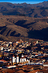San Felipe de Neri_Monastery_Sunrise_Sucre_Bolivia