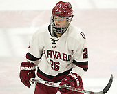 Haley Mullins (Harvard - 26) - The visiting Boston College Eagles defeated the Harvard University Crimson 2-0 on Tuesday, January 19, 2016, at Bright-Landry Hockey Center in Boston, Massachusetts.