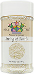 10811 Nature's Colors String of Pearls, Small Jar 3.5 oz