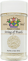 India Tree Nature's Colors natural String of Pearls, India Tree Decoratifs