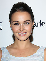 WEST HOLLYWOOD, CA, USA - APRIL 08: Camilla Luddington at the Marie Claire Fresh Faces Party Celebrating May Cover Stars held at Soho House on April 8, 2014 in West Hollywood, California, United States. (Photo by Celebrity Monitor)