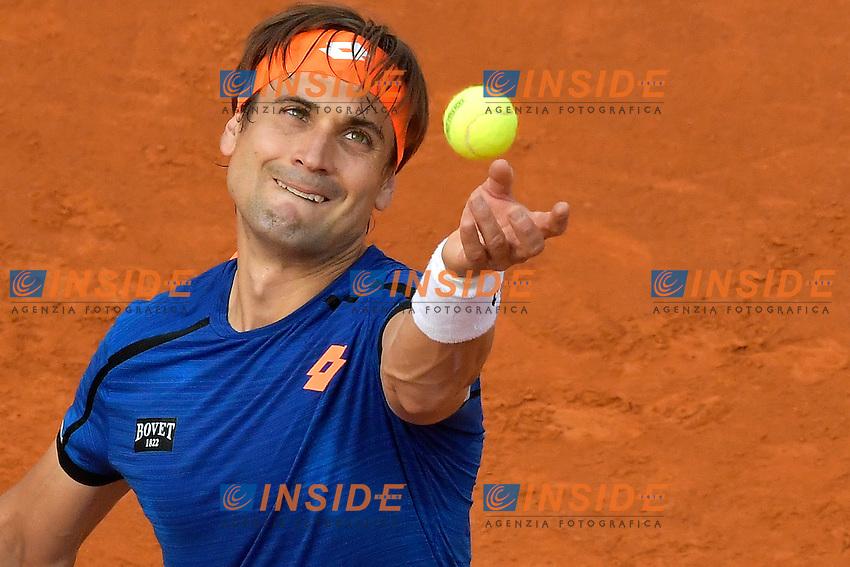 David Ferrer (ESP)<br /> Roma 10-05-2016  Foro Italico<br /> Internazionali BNL d'Italia, <br /> Tennis ATP<br /> Foto Antonietta Baldassarre / Insidefoto