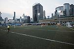 HKFC Citi Soccer Sevens on 21 May 2016 in the Hong Kong Footbal Club, Hong Kong, China. Photo by Lim Weixiang / Power Sport Images