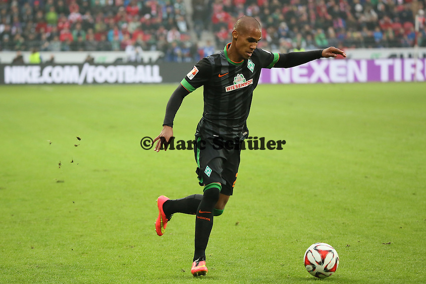 Theodor Gebre Selassie (Werder) - 1. FSV Mainz 05 vs. SV Werder Bremenl, Coface Arena