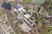 Gesamtschule Bergedorf: EUROPA, DEUTSCHLAND, HAMBURG, (EUROPE, GERMANY), 15.03.2013: Gesamtschule Bergedorf.