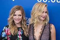 Michelle Pfeiffer, Jennifer Lawrence at the &quot;Mother!&quot; photocall, 74th Venice Film Festival in Italy on 5 September 2017.<br /> <br /> Photo: Kristina Afanasyeva/Featureflash/SilverHub<br /> 0208 004 5359<br /> sales@silverhubmedia.com